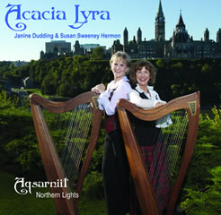 Cover for Acacia Lyra's Aqsarniit CD